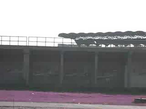 Gaddafi Stadium Main Enterance 24 september 2008 Lahore Pakistan