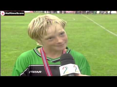 John Guidetti As A 11- Year Old