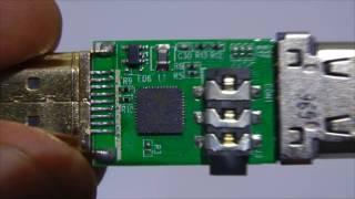 Переходник HDMI to VGA, что внутри ?(Ссылка на переходник с Aliexpress - https://goo.gl/qpGDWU Группа ВК - https://vk.com/chinachii., 2016-12-13T17:14:14.000Z)