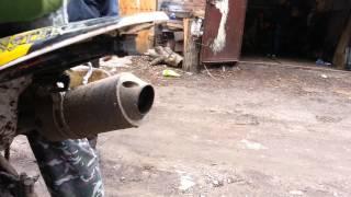 Моторное масло из ашана в питбайк