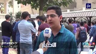 السفير الأردني يجتمع بعدد من الطلبة الأردنيين الذين يدرسون في الجامعات المصرية - (19-3-2018)