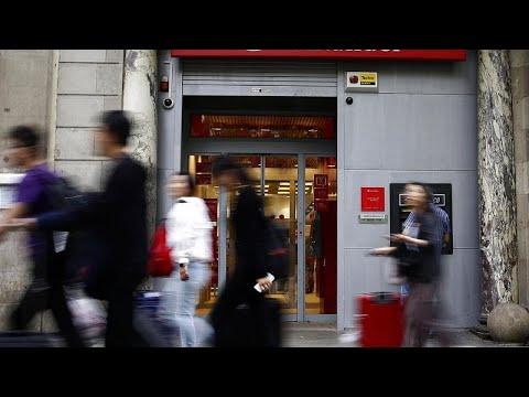 Banco Santander streicht Tausende Jobs