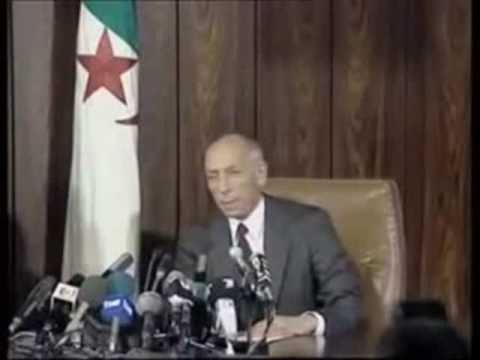 Mohamed Boudiaf  (1919-1992) L