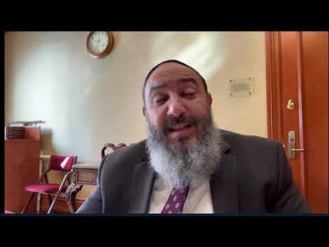 Rabbi Yosef Galimidi At Safra Synagogue In Aventura 07:14:2020 HD