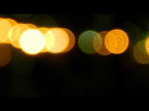 Static Lights Nighttime Bokeh 2 Royalty Free Video Effect Footage AA VFX