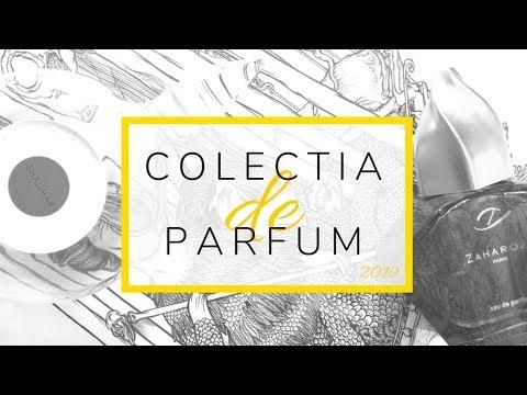 Colectia Mea De Parfum 2019