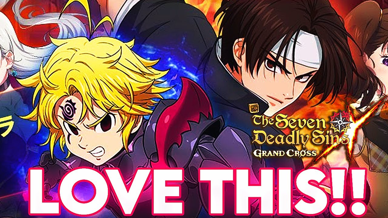 AN AMAZING CELEBRATION! FULL TRANSLATED PATCH NOTES FOR KOF COLLAB! | Seven Deadly Sins: Grand Cross