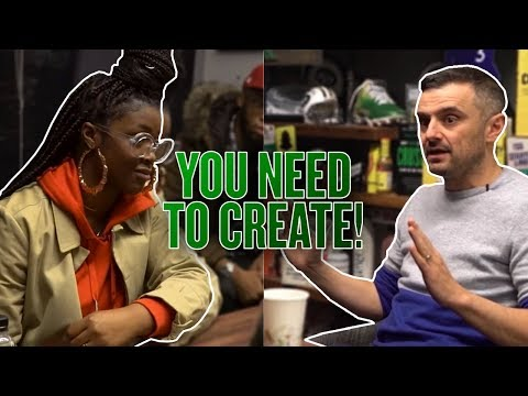 Tierra Whack on Hip Hop Culture and the Creative Process | GaryVee Business Meetings