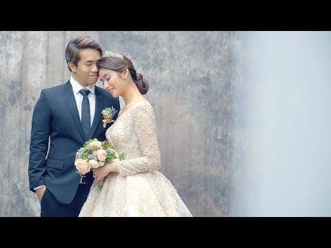 Behind The Scenes of JianHao & Debbie's Wedding Photoshoot