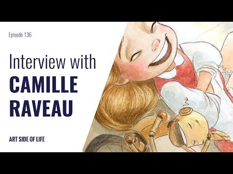 HOW TO MAKE YOUR PERSONAL PROJECTS A REALITY -WITH CAMILLE RAVEAU