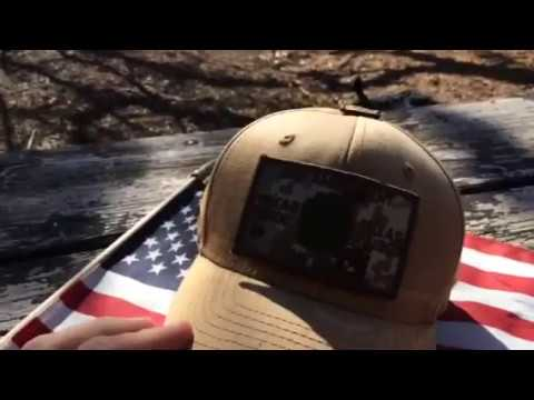 Tactical Operator Hat #2 - Specs and Review
