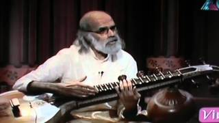 Raga: Pahadi- A. Ananthapadmanabhan Veena