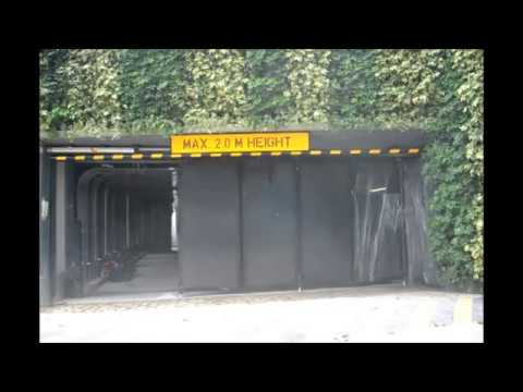 Dormatic Gilgen auto door slide and fold