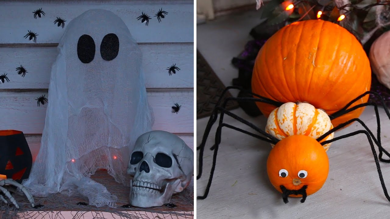 18 Spooky Halloween Decorations