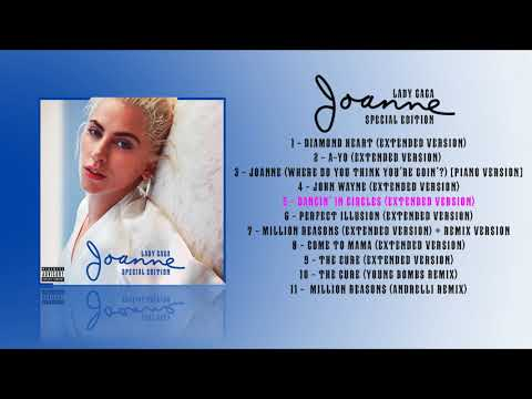Lady Gaga - Joanne (Special Edition) (ITunes Version)