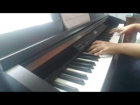 Takkan berpaling dariMU - Rossa on piano by nalit