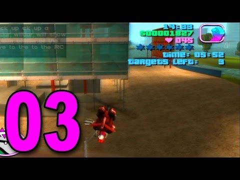 Grand Theft Auto: Vice City - Part 3 - THE HARDEST MISSION
