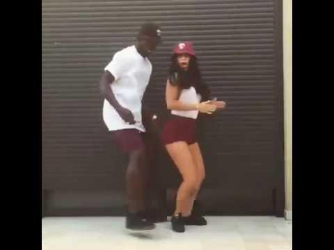 Reverse Dancing Couple