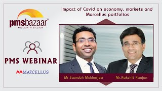 Pmsbazaar.com / Saurabh Mukherjea & Rakshit Ranjan from Marcellus PMS talks on Impact of covid 19
