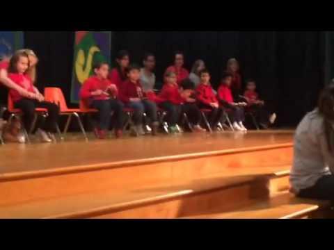 Lake Windward Elementary School - Kindergarten's Music Concert