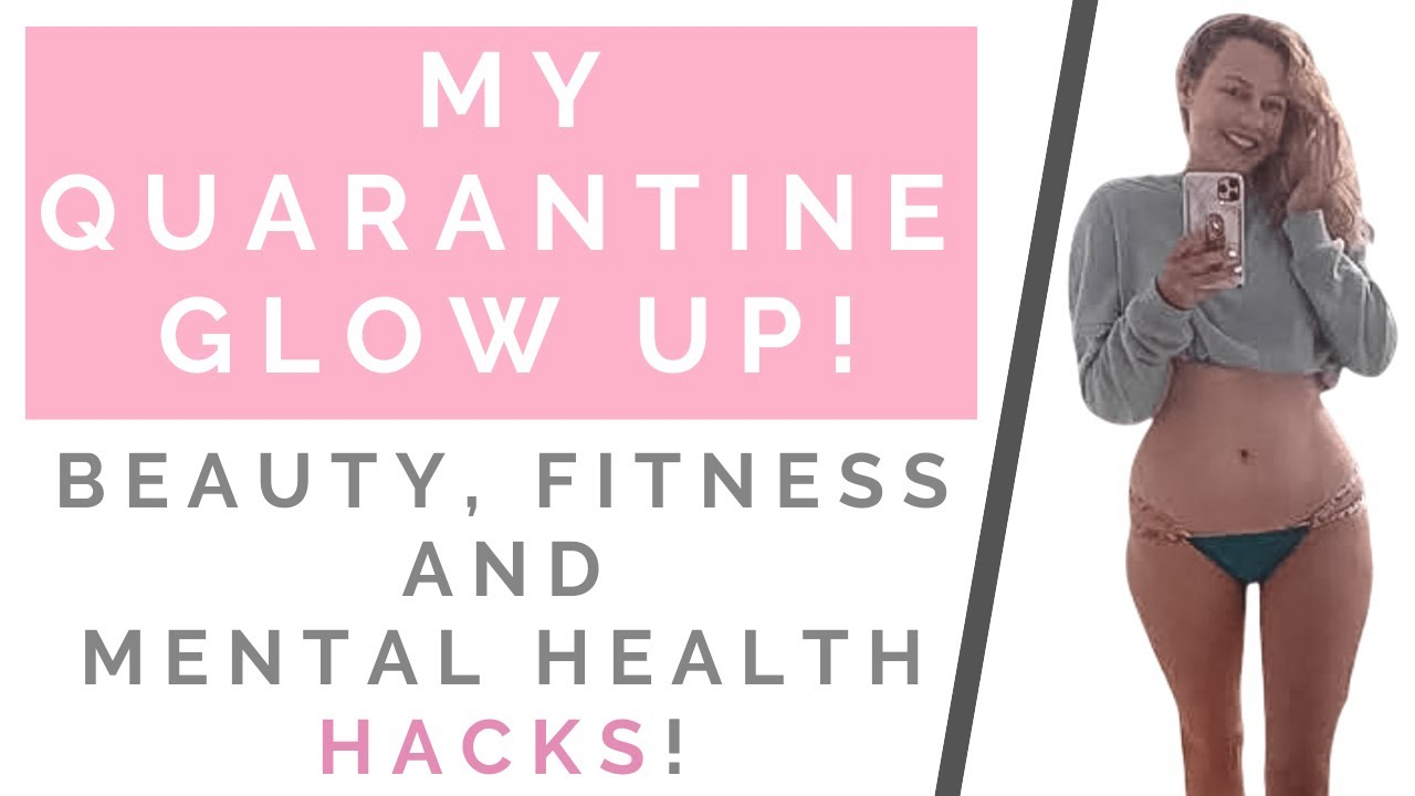 MY AFFORDABLE QUARANTINE GLOW UP: How I Lost Weight, Faced My Issues & Got Over A Breakup! | Shallon