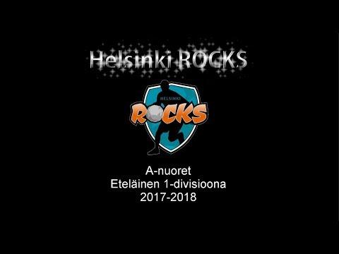 Helsinki ROCKS - MaSu A-pojat 13.03.2017 A-nuoret Eteläinen 1-divisioona