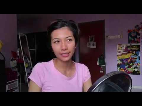 CARA PAKAI SERUM BY NOUFA BEAUTY REVIEW - YouTube