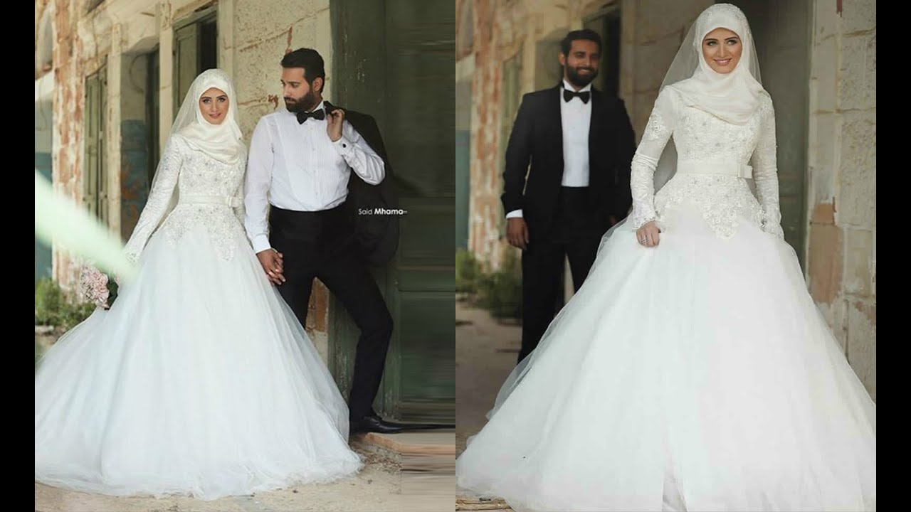 e2cfbbbe884 10 Brides Wearing Hijabs On Their Big Day Look Absolutely Stunning ...