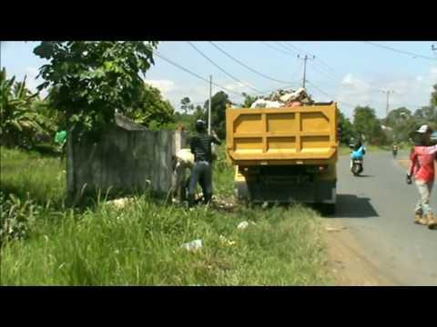 Tata Cara Membuang Sampah