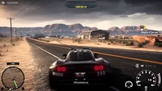 Need for Speed Rivals Zero Hour 17 seconds to complete