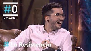LA RESISTENCIA - Entrevista a Wismichu   #LaResistencia 16.10.2018