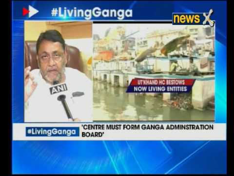 River Ganga and Yamuna declared living entities by Uttarakhand High Court
