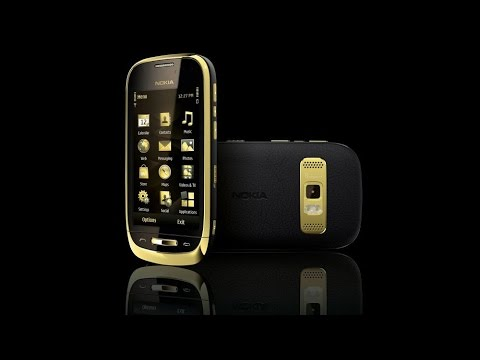 Ali #518: Сенсор Nokia ORO (Nokia C7)