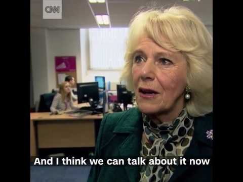 Rare on-camera interview with Camilla, Duchess of Cornwall