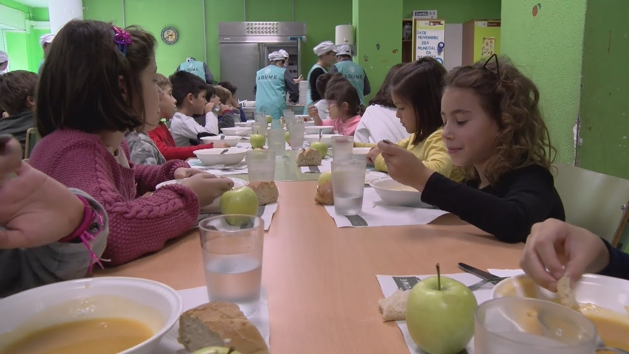 O Concello ampliará as axudas para os comedores escolares