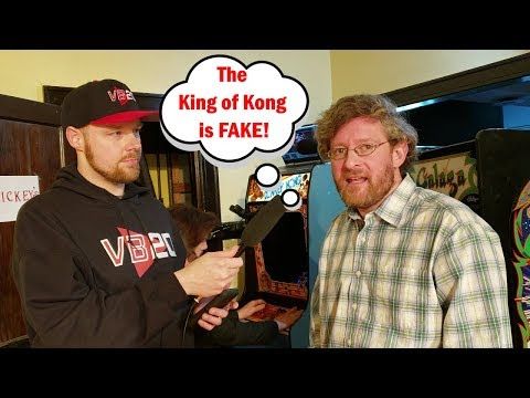 """Brian Kuh Interview 2019 - """"The King of Kong Is A Fictitious Movie!"""""""