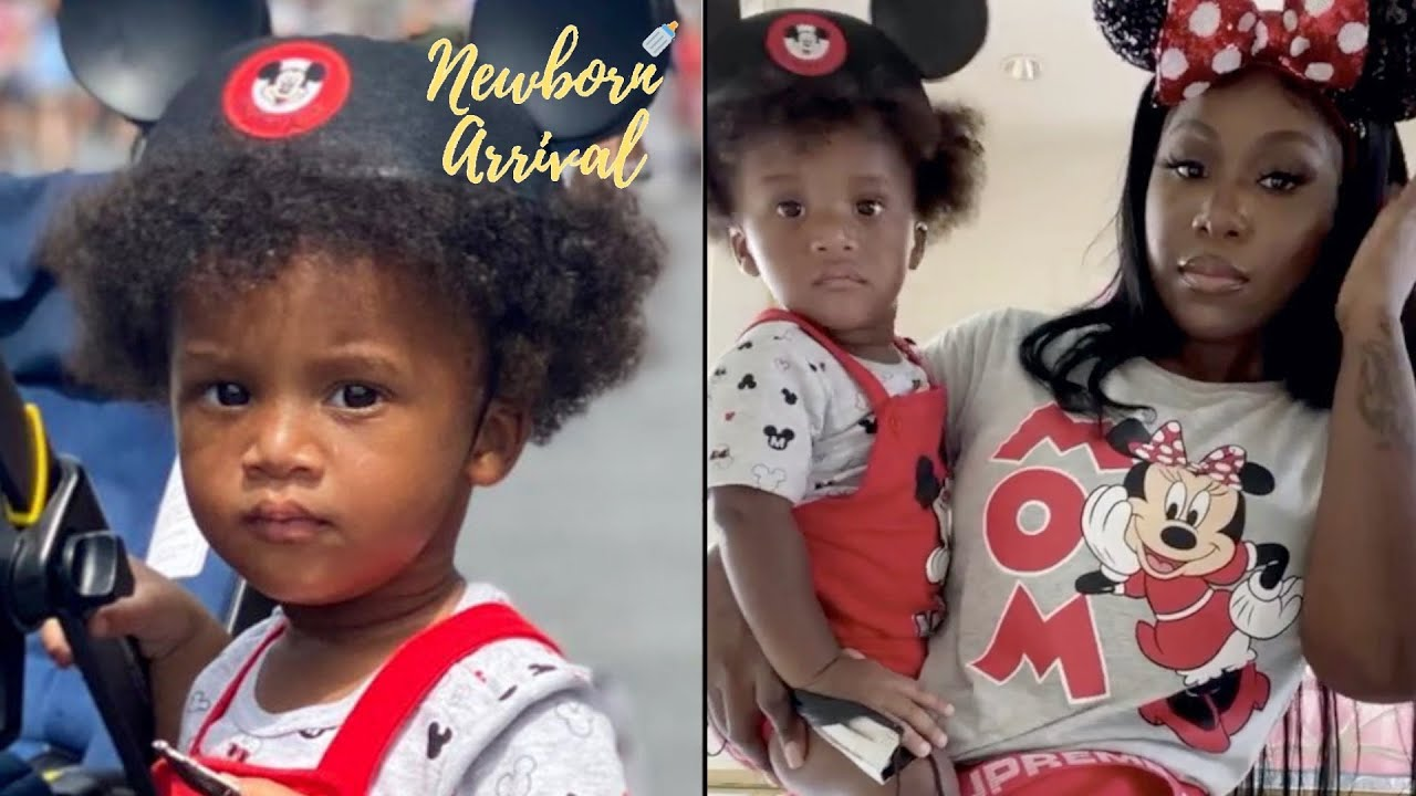 Bianca Bonnie Takes Son Seven To Disney World For The 1st Time! 🎡