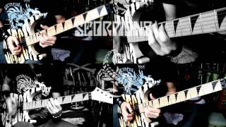 Rock you like a Hurricane guitar cover - Scorpions (HD)