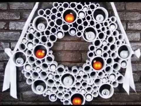 Creative diy pvc pipe projects making ideas youtube for Pvc pipe craft projects