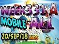 Angry Birds Friends Tournament All Levels Week 331 A MOBILE Highscore POWER UP Walkthroug mp3