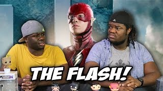THE FLASH 2018 MOVIE DISCUSSION!