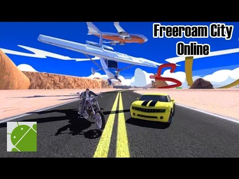 Freeroam City Online - Android Gameplay HD