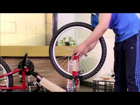 Hero Cycle Assembly