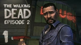 The Walking Dead Episode 2 German: Starved for Help - INTRO - Part 1