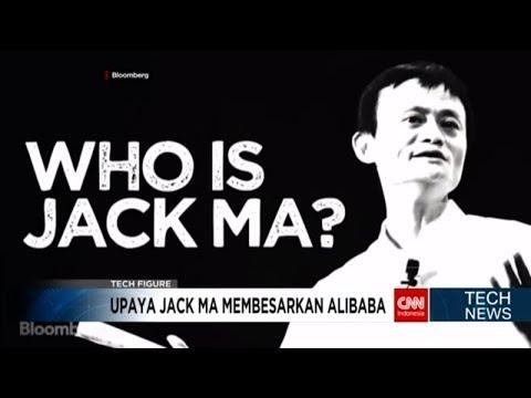 Mengenal Sosok Jack Ma Dalam Membesarkan Alibaba - Tech News
