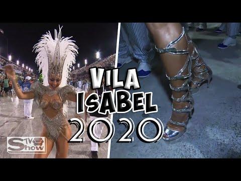 Rio Carnival 2020 | Unidos de Vila Isabel | Champion Parade