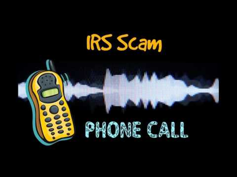 Trolling an IRS Gift Card Scammer