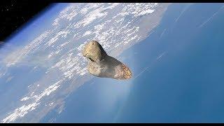 El Asteroide Más Peligroso de 2017 se Acerca a la Tierra en Octubre
