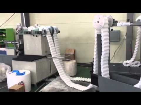 mattress pocket spring production line