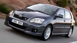 видео Toyota Corolla Runx - описание, технические характеристики